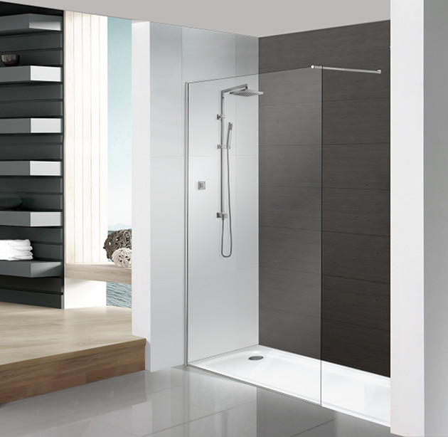 kunstharzwerkstoff duschwanne duschkabinen nach mass. Black Bedroom Furniture Sets. Home Design Ideas